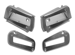 C3 Corvette 1970-1975 Rear Shoulder Harness Seat Kit