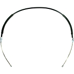 C4 Corvette 1984-1996 Front Emergency Brake Cable