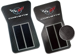68-82 C3 Corvette Deluxe Floor Mats with Carpeting - Set