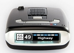 C3 C4 C5 C6 C7 Corvette 1968-2014+ Escort Passport Max / Max2 Laser and Radar Detector