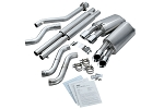C4 Corvette 1992-1995 LT1 Corsa Exhaust Pro-Series 3.5in Dual Exhaust System