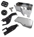 C3 Corvette 1968-1974 Big Block Ignition Shield Kit