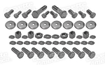 C2 C3 Corvette 1963-1982 A-Arm Hardware Kit - 42 pcs