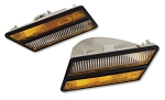 C3 Corvette 1980-1982 Front Side Marker Lights - Pair