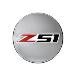 C7 Corvette Stingray 2014+ GM Center Cap - Z51 Logo