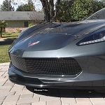C7 Corvette Stingray/Z06/Grand Sport 2014+ Lower Valance Grille