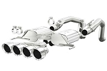 C7 Corvette Stingray / Z06 / Grand Sport 2014-2019 MagnaFlow Street Series Axle Back Exhaust System