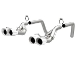 C6 Corvette 2009-2013 MagnaFlow Competition / Street Cat Back Exhaust System