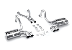 C5 Corvette 97-04 Magnaflow Cat Back Exhaust System