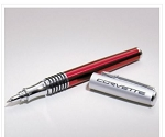 C6 Corvette 2005-2013 Bande Red Rollerball Pen