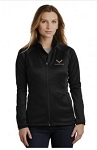 C7 Corvette 2014-2019 Ladies North Face Black Fleece Jacket - Size Options