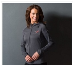 C7 Corvette 2014-2019 Ladies Stingray Microfleece Jacket - Size Options