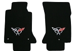 C5 Corvette 1997-2004 Coupe Lloyds Classic Loop 2 Piece Floor Mats - Multiple Options