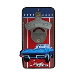 C2 C3 C4 C5 C6 C7 Corvette 1963-2019 Die Cut Bottle Opener