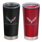 C7 2014-2019 Corvette Frost Tumbler - Color Options