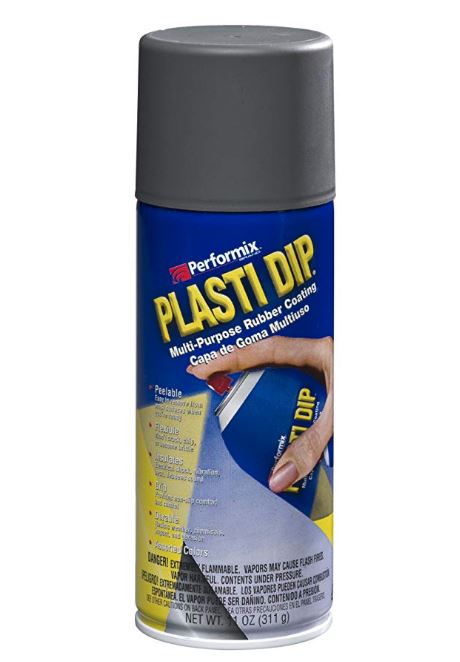 Aerosol Gun Metal Plasti Dip Spray - 11oz