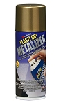 Aerosol Bright Gold Metalizer Plasti Dip Spray - 11oz