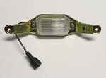 C3 Corvette 1968-1973 Replacement License Lamps - Year Options