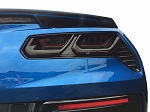 C7 Corvette Stingray/Z06/Grand Sport 2014-2019 Black Out Kit Molded Acrylic Taillight