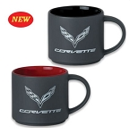 C7 Corvette 2014-2019 Stoneware Coffee Mug - Stackable - 16oz - Color Options