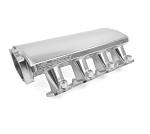 C6 Corvette 2005-2013 LS3/L92 Low Profile Aluminum Fabricated Intake Manifold, Angled 102mm TB - Finish Options