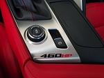 C7 Corvette Stingray/Z06/Grand Sport 2014+ Center Console Custom Horsepower Decal
