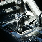 C7 Corvette Stingray/Z06/Grand Sport 2014-2019 Carbon Fiber Shift Knobs - Multiple Color Options
