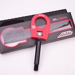 C7 Corvette Stingray / Z06 / Grand Sport 2014+ GT4 Front or Rear Tow Hook - Red or Black