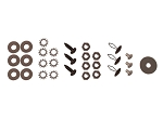 C2 Corvette 1963-67 Convertible Top Weatherstrip Fastener Kit