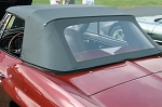 C2 Corvette 1963-1967 Convertible Vinyl Top - Multiple Options