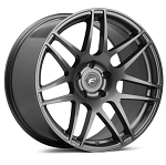 C7 Corvette Z06/Grand Sport 2015-2019 Forgestar F14 Wheels 19x10 / 20x12 - Finish Selection
