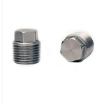 Stainless Steel Plugs - Hex w/ Size & Finish Options