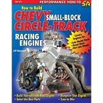 How to Build Small Block Chevy Circle-Track Racing Engines