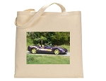 C5 Corvette 1998 Indy 500 Pace Car Edition Convertible Print Tote Bage - Canvas - Earth Friendly