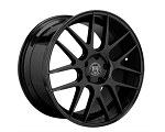 C7 Corvette 2014-2019 Stingray/Z51 Lexani L-CC7 Wheel Set - Finish Options, 18x9.5/ 19x11
