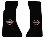 C4 Corvette 1984-1990 Lloyds Classic Loop 2 Piece Floor Mats - Multiple Options
