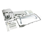 C2 C3 C4 Corvette 1963-1996 LS Swap Retrofit Oil Pan -  Finish Options