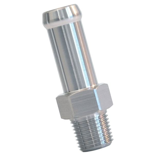 Stainless Steel Vacuum & Fuel Fittings - Hex w/ Size