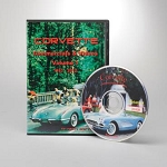 C3 C4 C5 C6 C7 Corvette 1968-2014+ Corvette Commercials & Videos Volume 1-3 - DVD