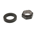 C3 1968-1979 Rear End Differential Flange Nut & Washer