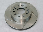 C2 C3 Corvette 1965-1982 Front & Rear Rotors - With Correct Rivet Holes