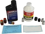 C3 C4 Corvette 1977L-1987 Air Conditioning A/C Refrigerant Retrofit Kit - R134A