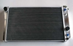 C4 Corvette 1984-1996 Aluminum Radiator - 2 Row - High Efficiency - Including ZR1