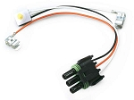 C4 Corvette 1986L-1989 Door Lamp Repair Wiring Harness - Show Quality