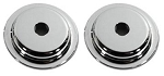 C4 Corvette 1984-1996 Chrome Upper Ball Joint Covers