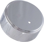 C4 Corvette 1984-1989 Power Steering Reservoir Cap Cover - Chrome