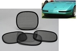 C4 Corvette 1991-1996 Carbon Fiber Black-Out Kits