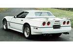 C4 Corvette 1984-1996 ACI Collector Wing