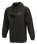 C6 Corvette 2010-2013 Varsity Hooded Grand Sport Logo & Script Sweatshirt