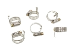 C3 Corvette 1968 A/C Hose Clamp Set - 6pc